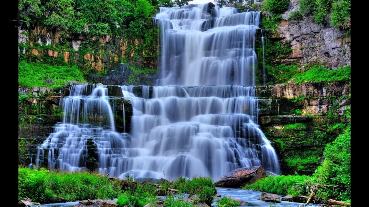 Samyie krasivyie vodopadyi mira - Самые красивые водопады мира