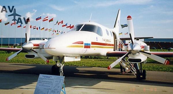 T 440 - В Витебске выпустят новый легкомоторный самолет «Меркурий»