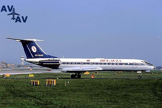 Tu134 PrivateFly AA1468 - Charter a Tu134 - Аренда
