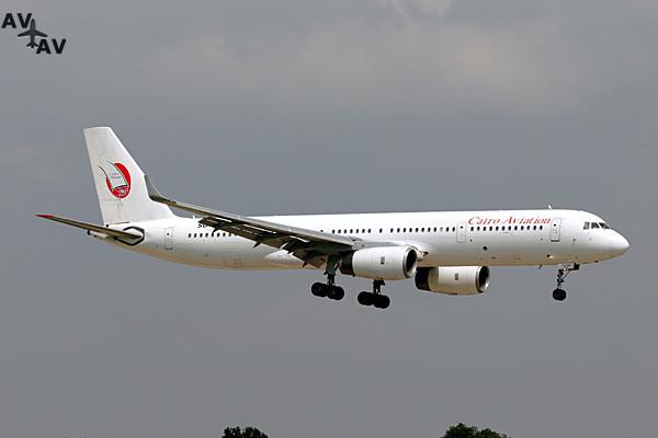 Tu204 PrivateFly AA1657 - Charter a Tu204 - Аренда