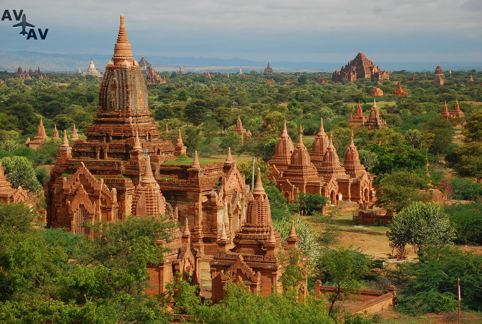 Uvlekatelnaya Birma - Увлекательная Бирма