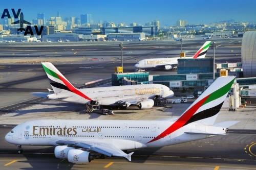 a380 - Пятерка самых больших самолетов мира