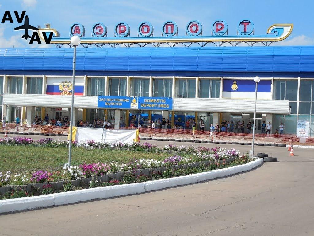 В аэропорту «Байкал» появится обновленная ВПП