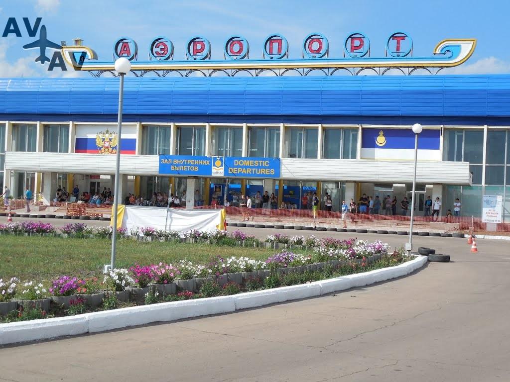 abikal - В аэропорту «Байкал» появится обновленная ВПП