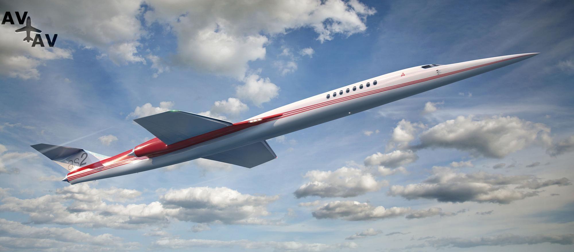 aerion as2 new york hr - Aerion и Lockheed Martin договорились о разработке нового самолета