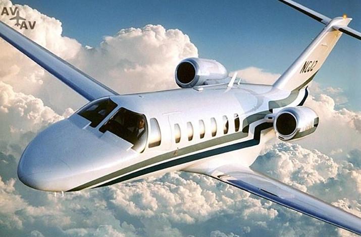 aircrafts cessna 2 exterior - Что происходит на борту частных самолетов