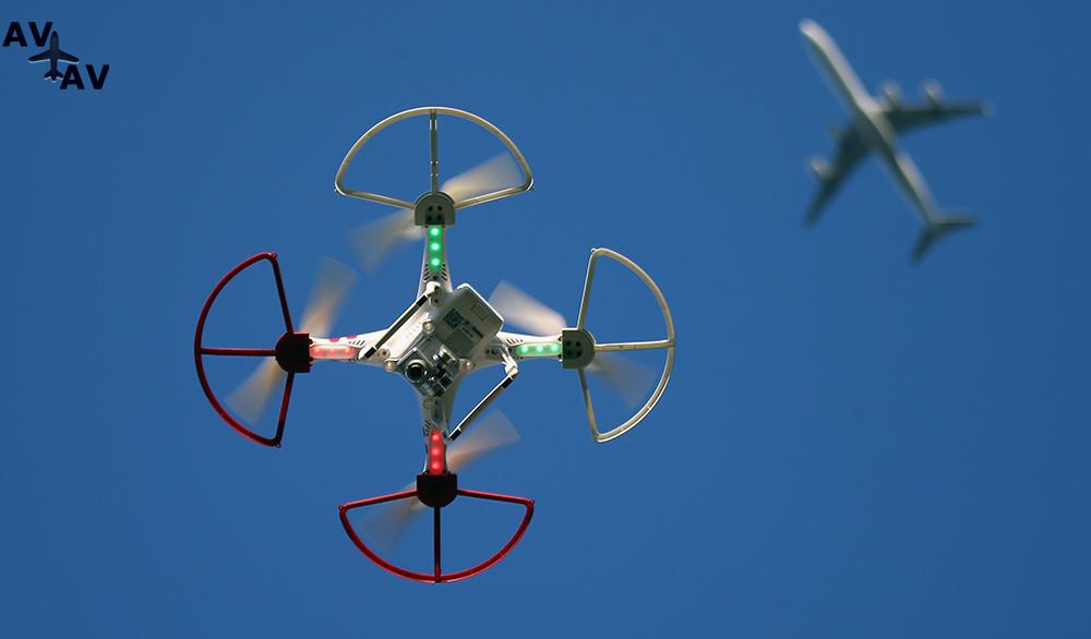 bespilot - Воздушное ГАИ возможно появится в России