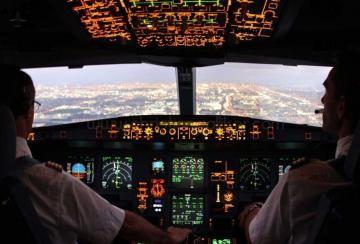 Приборы для контроля параметров самолета