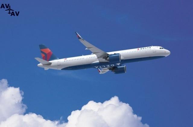 delta - Двигатели Geared Turbofan  выбраны для  A321neo авиакомпании Delta Air Lines
