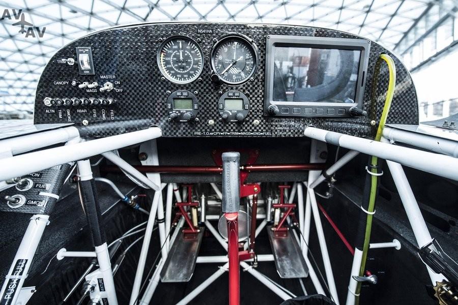 edge 540 v2 2018 challenger cup 1 - Новое качество Red Bull Air Race - самолет  Edge 540 V2