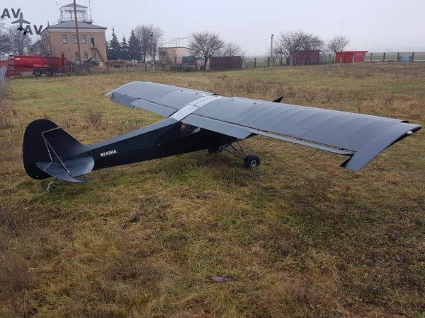 Piper Mackey SQ2 (Super Cub)