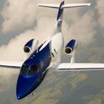 honda jet 150x150 - Четвертый опытный Cessna Citation Longitude поднялся в воздух