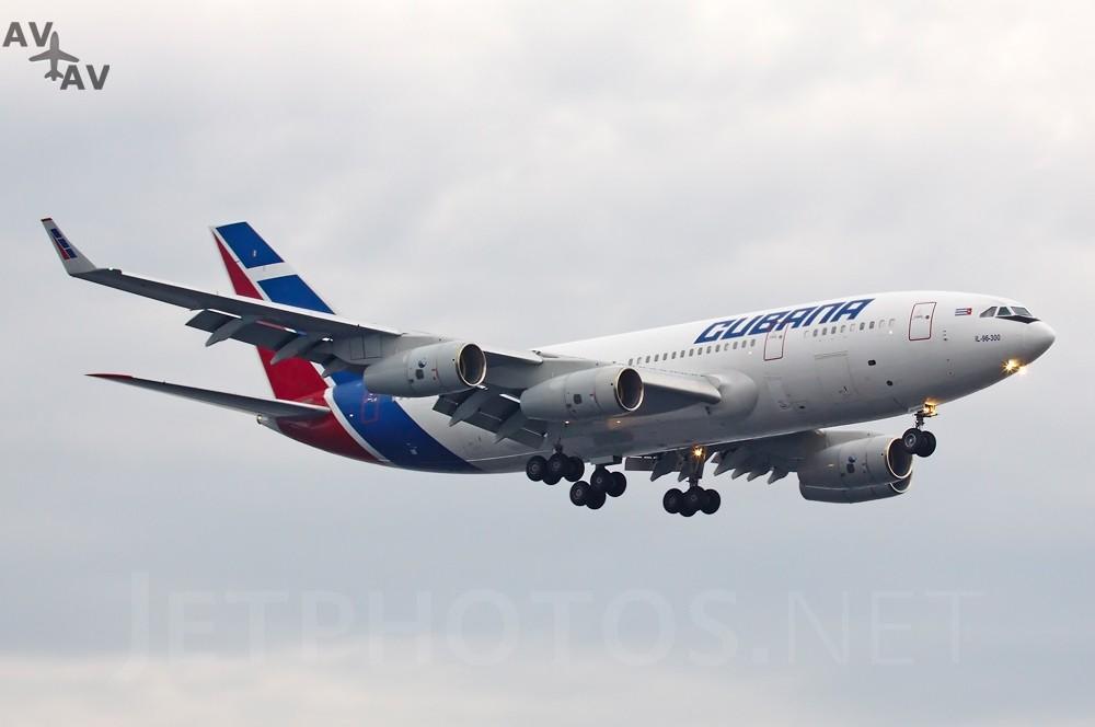 Самолет Ил-96-300 отремонтирован и отправлен на Кубу