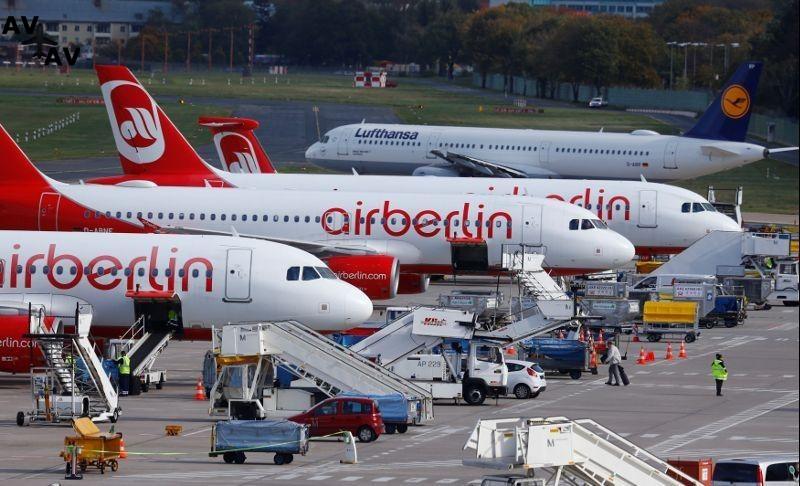 lufthasa airberlin - Европейская комиссия против покупки  AirBerlin группой Lufthansa