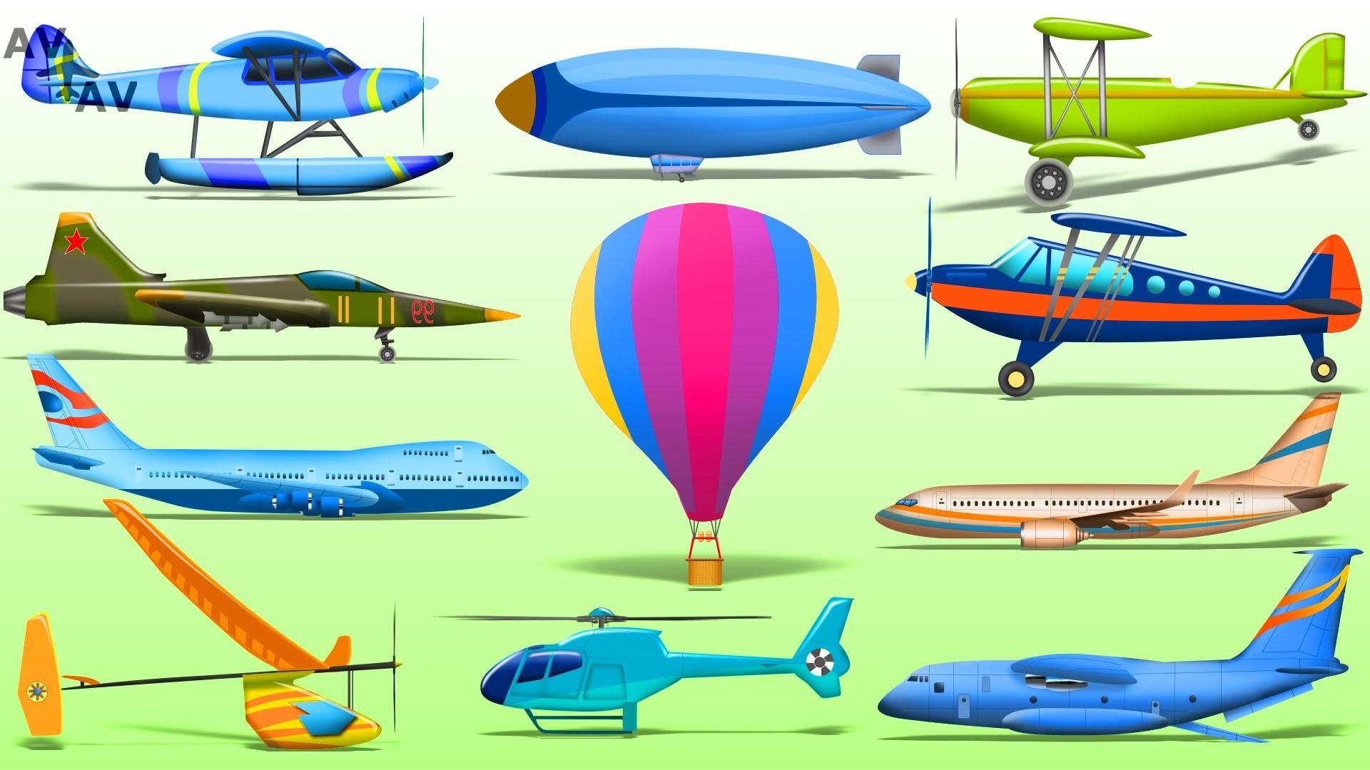 Классификация летательных аппаратов