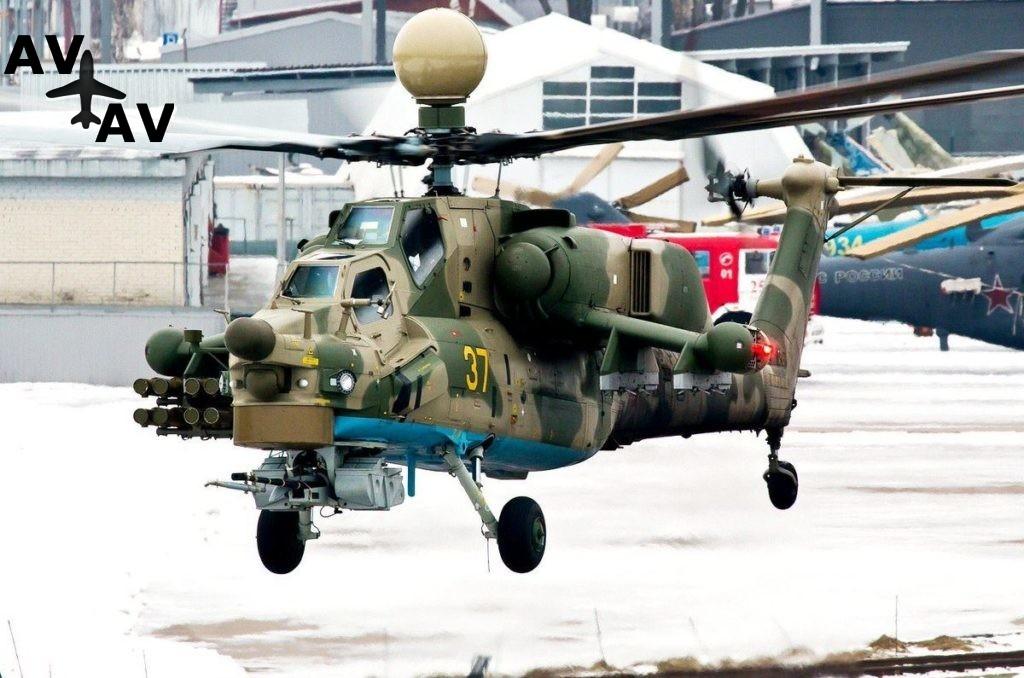Обновленный вертолет Ми-28НМ поступит на вооружение России