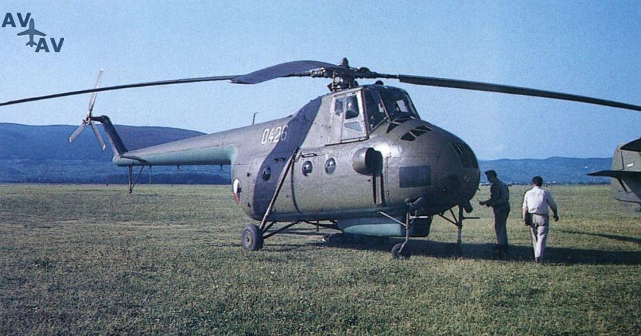 mi 4 1 - Советский Ми-4 станет единственным летающим раритетом в России