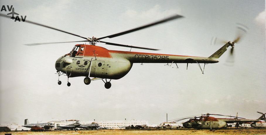mi 4 2 - Советский Ми-4 станет единственным летающим раритетом в России