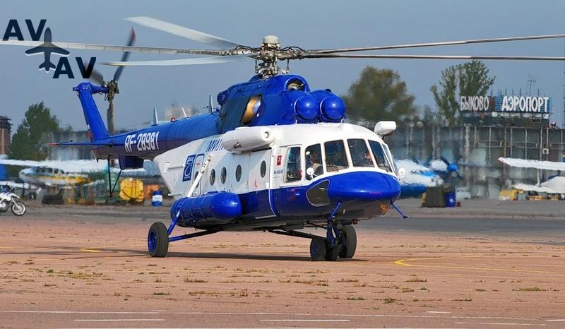 mi 8AMT - На службу санавиации поступит еще 31 вертолет