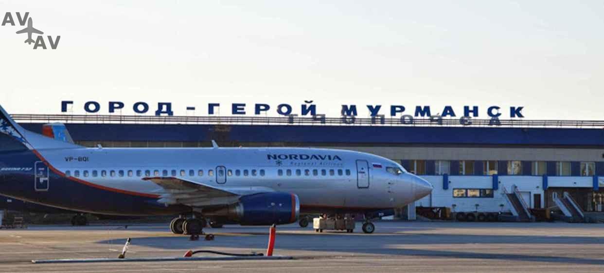 murmansk - I этап реконструкции аэропорта «Мурманск» обойдется в 800 млн рублей