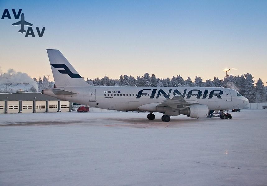 nneVkpYag5k - Борт компании «Finnair» осуществил непредвиденную посадку