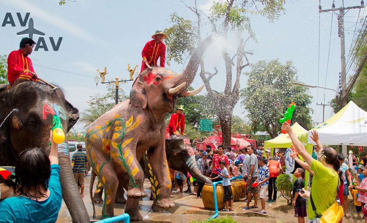 noviu god v tailande - Новый год в Тайланде