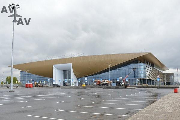 Новый аэропорт в Перми начал работу