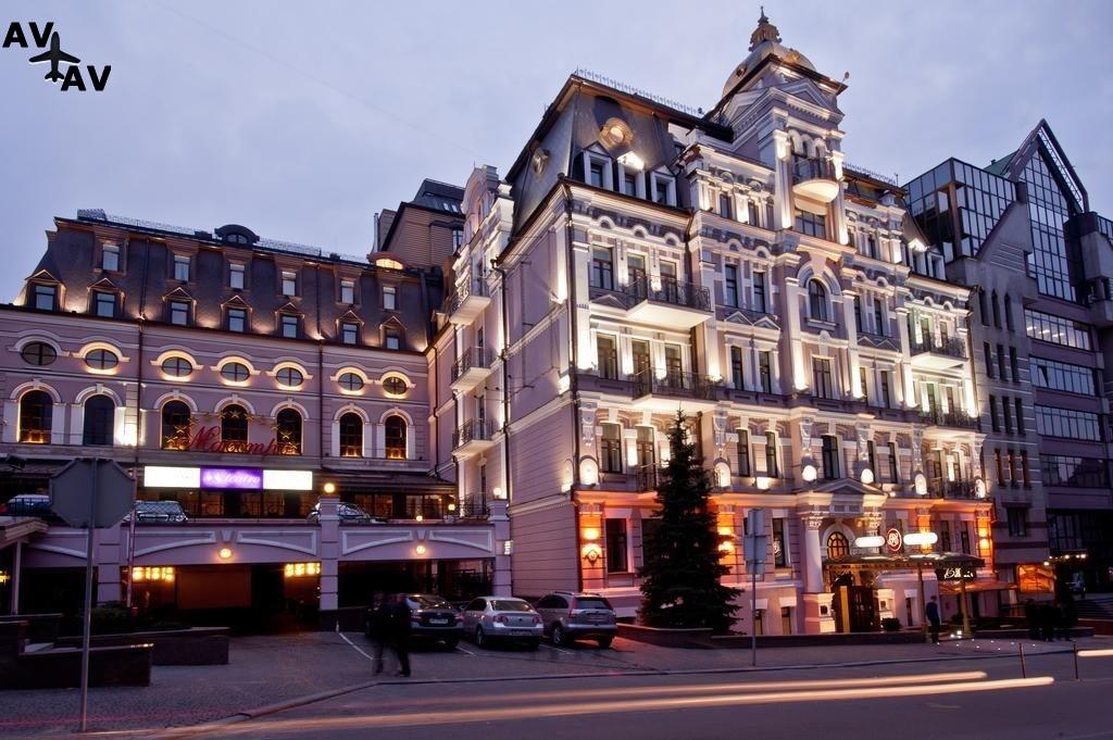 Отели Киева - заказать отель в Киеве
