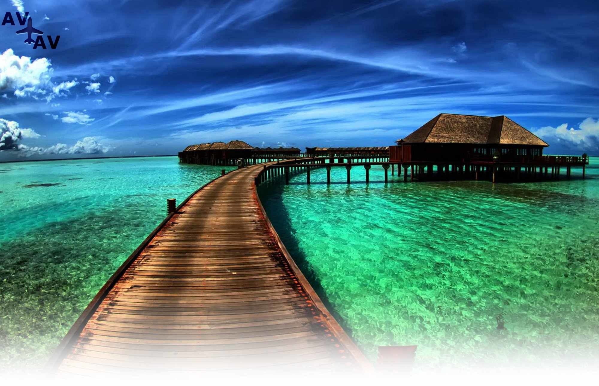 otdyih na maldivah - Отдых на Мальдивах