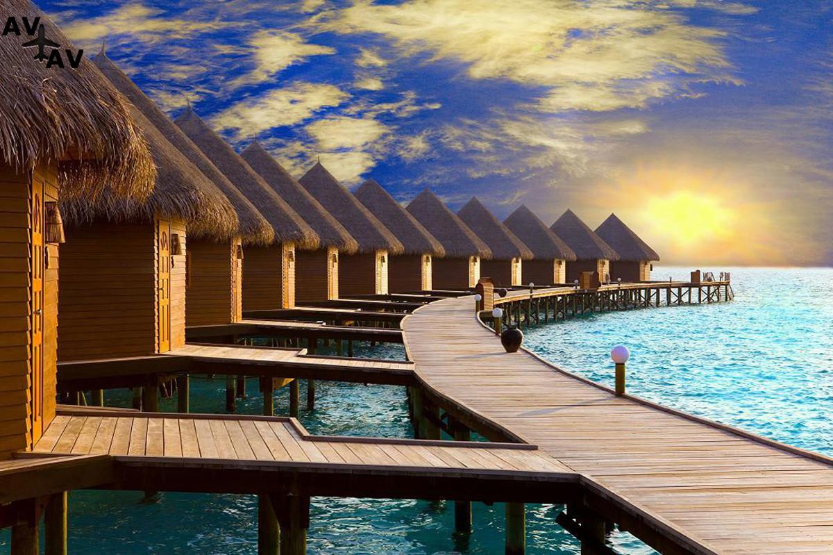otdyih na maldivah2 - Отдых на Мальдивах