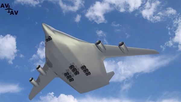 passagierflugzeug1 l - Как мы будем летать в 2025 году