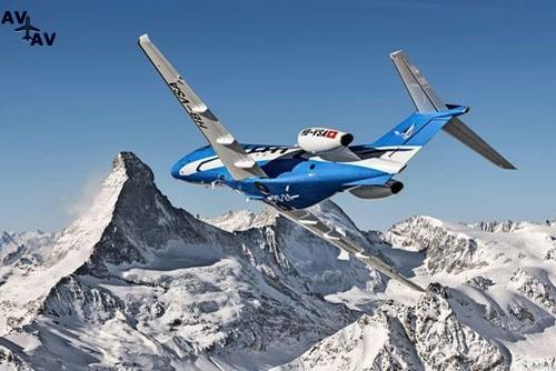 pc24 - PC-24 Super Versatile Jet получил сертификаты типа