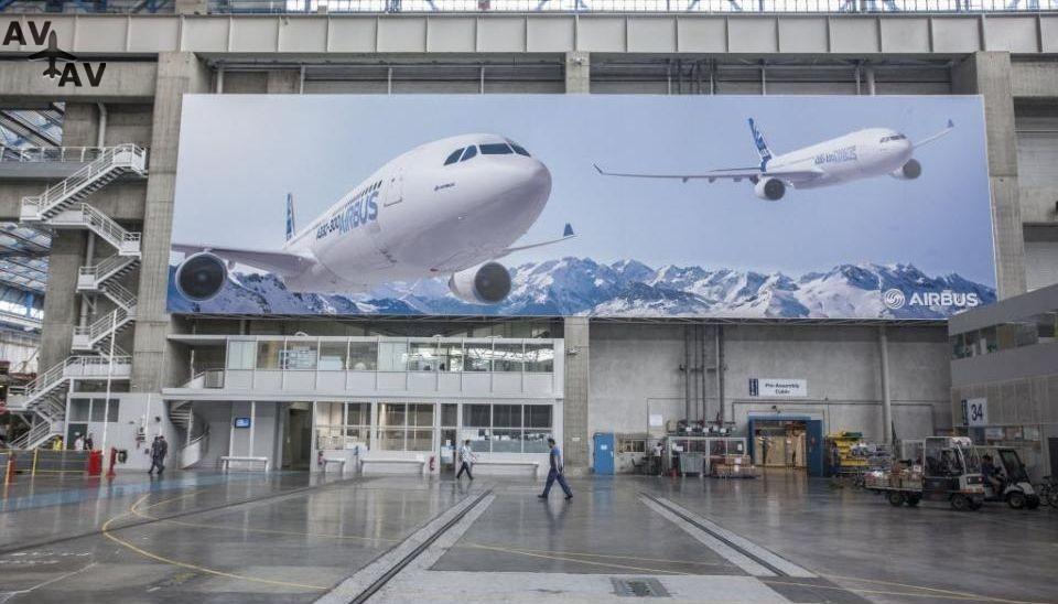Куда идет Airbus?