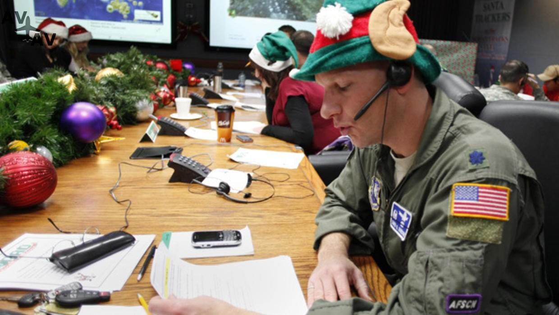 rAi3eR8y4 g - Санта-Клаус в упряжке пронесся над Канадой