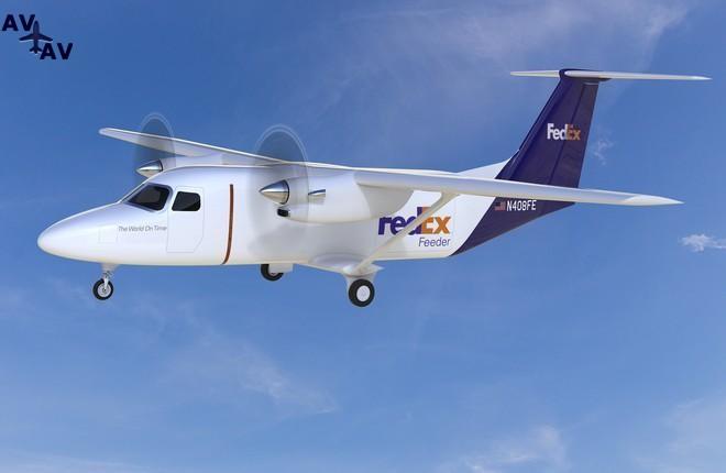 skycourier 660x430 - Новый 2-моторный самолет Cessna SkyCourier-408