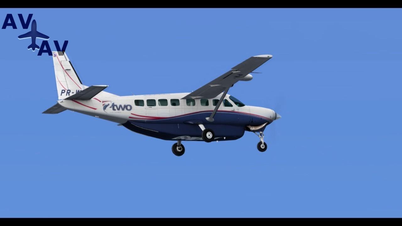 two flex - Воздушное такси из Минас-Жерайсе получило разрешение на проведение регулярных рейсов по всей Бразилии