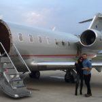 z18111467IERDavid Beckham z zona Victoria odrzutowcem poleciel 150x150 - Пассажир «Победы» заплатит 200 тысяч за курение на борту