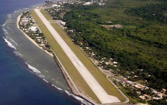 Аэропорты Науру