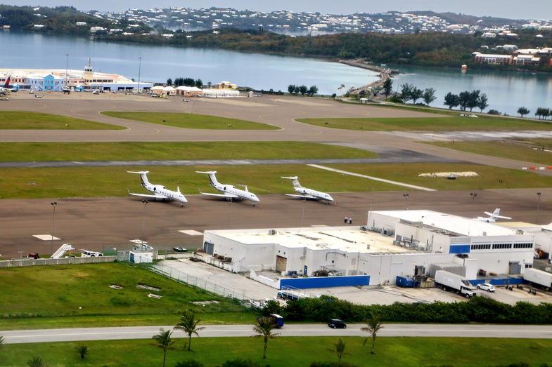 Аэропорты Бермудские острова