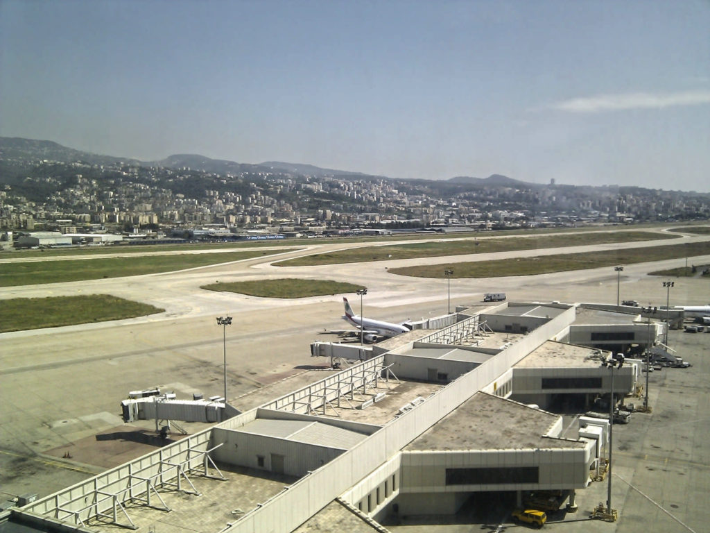 Аэропорты Ливан