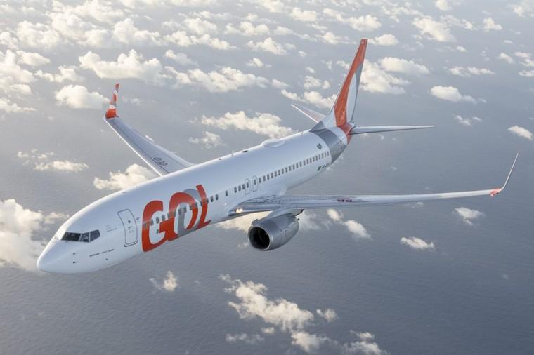 737 gol 3 free big - Gol запускает самый продолжительный рейс для Boeing 737 MAX 8