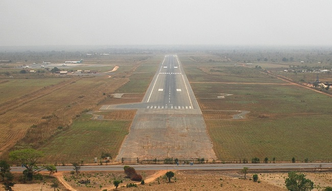 Аэропорты Гамбия