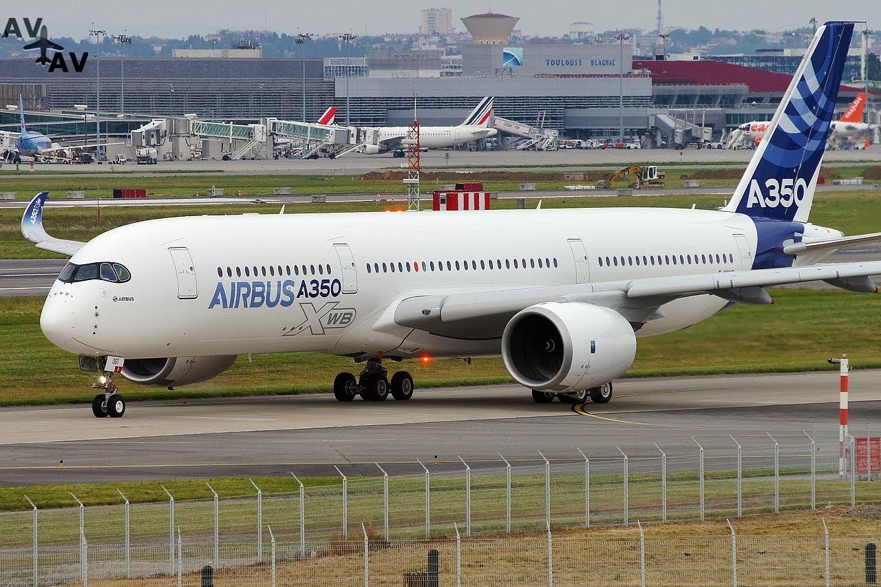 Airbus поставит Турции 20 самолетов A350