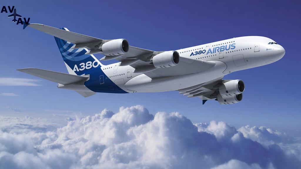 Airbus A380 1 - Производство авиалайнеров A380 может прекратиться