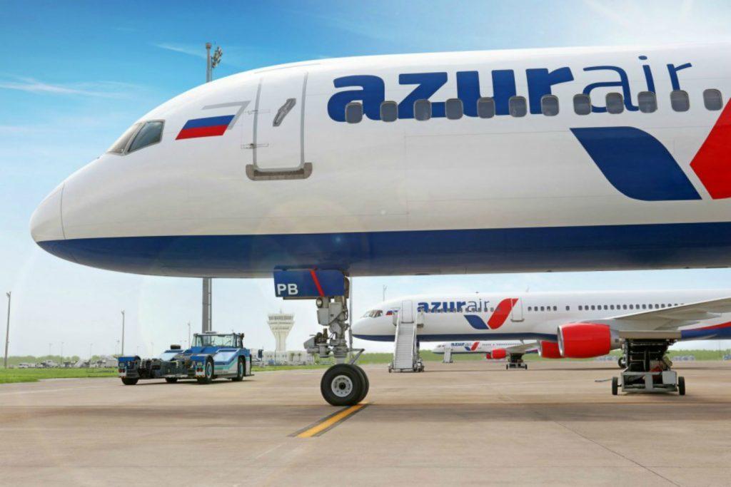 Azur 1024x683 1024x683 - Из-за неисправности самолета 350 туристов провели сутки в аэропорту Китая