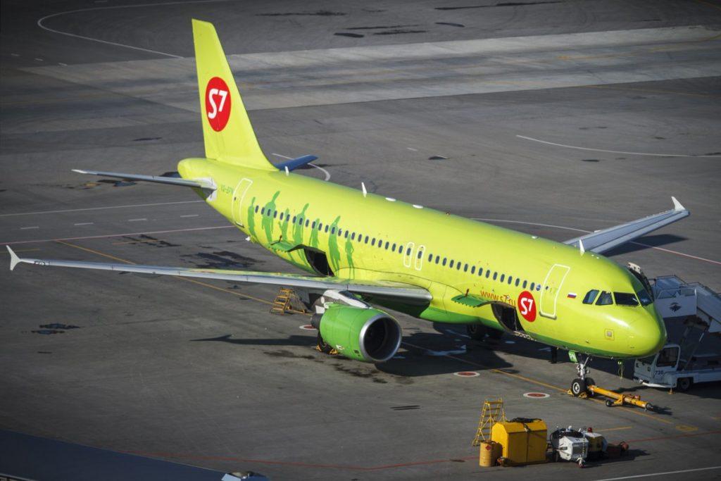 CqsjrK3XEAAZoK7 1024x683 - S7 Airlines ускоряет процесс регистрации на рейс