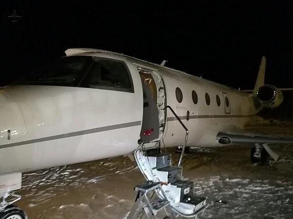 Gulfstream - Трагическая гибель пилота частного самолета