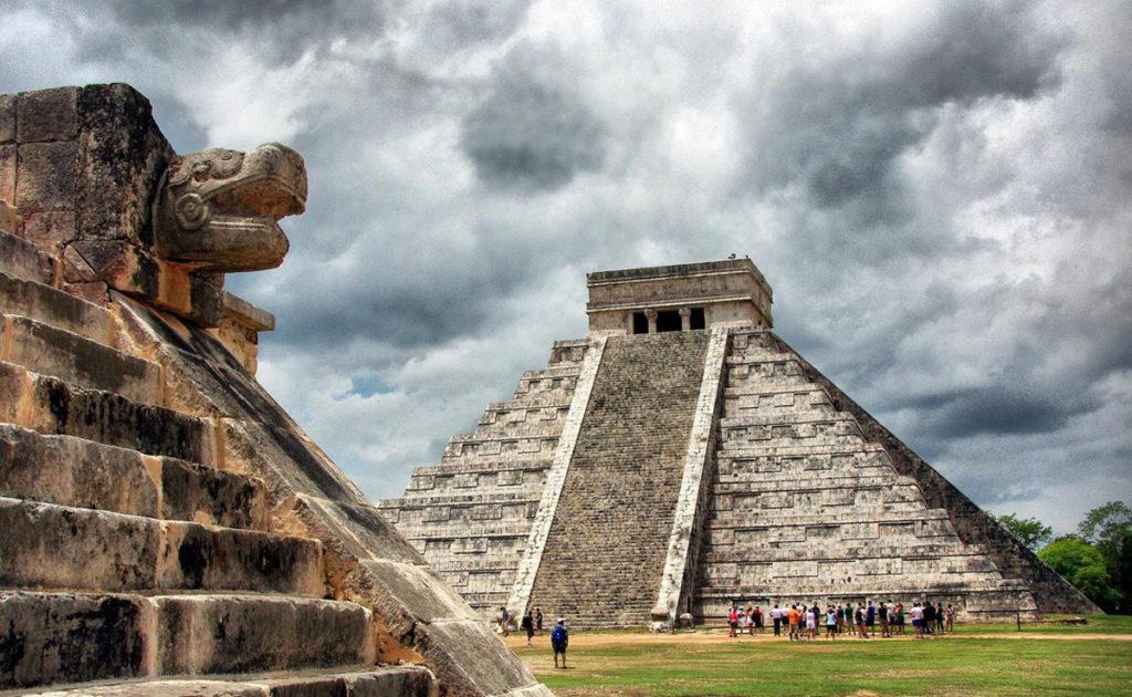 Kukulkan Meksika 1024x630 - Авиабилеты в Мексику