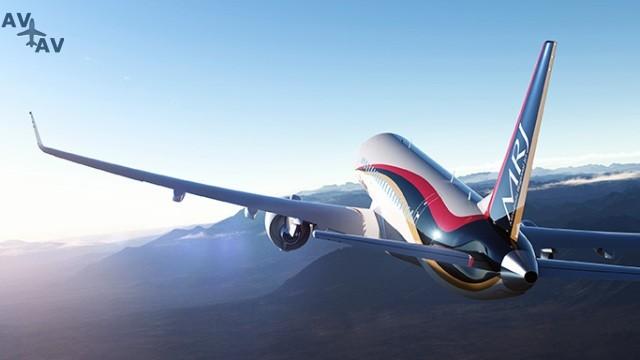 Выход на рынок Mitsubishi Regional Jet планируется в 2020 году
