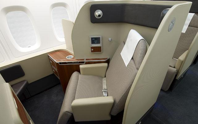 QF A380 First Suite - Как выглядит первый класс в самолетах личших авиакомпаний